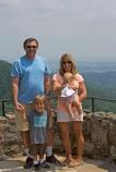 03 Family Portrait in Bright Sun