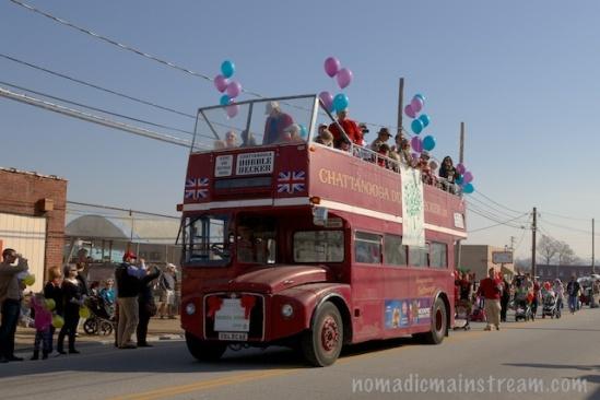 Big City Tour Bus