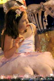 This little ballerina reminded me of an impressionist painting I have a vague memory of.