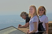 Sharing Point Park with family last summer