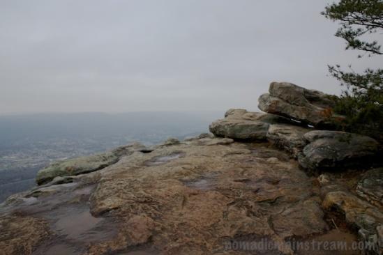 Sunset Rock via DSLR
