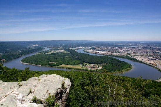 Moccasin Bend one last time