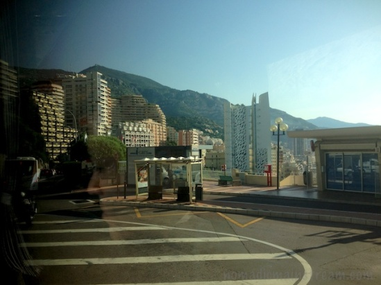 Office buildings in Monaco