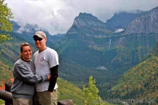 Karen and Chris