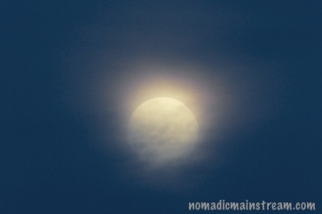 Reappearing moon 8-20