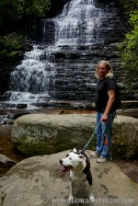My boys at Benton Falls