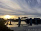Market Street Bridge at Sunrise (iPhone 5S)