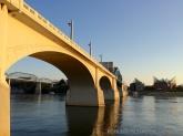 Market Street Bridge at Sunset (iPhone 5S)