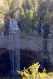 Both Fall Creek Falls drops