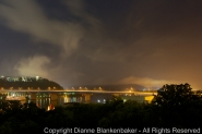 Highway 27 bridge over the Tennessee in Chattanooga